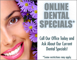 Sterrett Dental Specials Discount Coupon